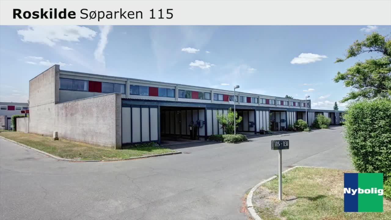 Søparken 115, 4000 Roskilde