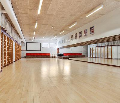 Gulvbehandling af et 250 m2 halgulv i Århus V