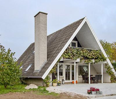 Nye Velux samt KPK vinduer og døre i Jyllinge nær Frederikssund
