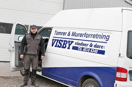 Visby Vinduer og Døre ApS Cover