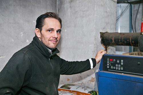 Gs VVS ApS aut. vvs, kloak og klima Cover