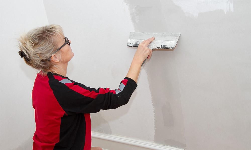 Malermester Pia Rasmussen