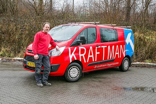 Kraftman A/S Cover