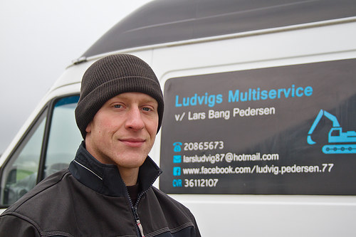 Ludvigs Multiservice Cover