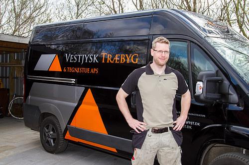 Vestjysk Træbyg & Tegnestue ApS Cover
