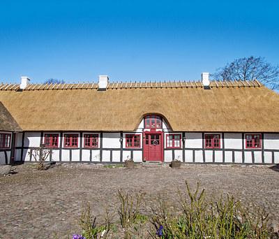 Nyt stråtag på gård i Brenderup Fyn