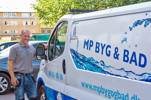 MP Byg og Bad Cover
